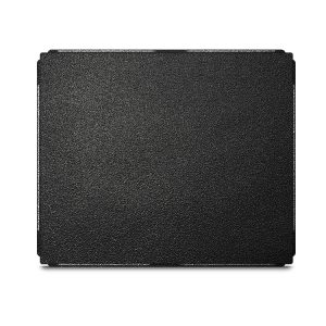 14×17 ABS Black Snap On Cover