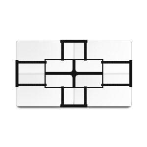 8×14 2×2 Mosaic System – Polycarbonate